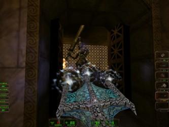 daikatana_acropolis_trident_vs_statue
