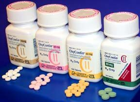 drugs oxy scrips