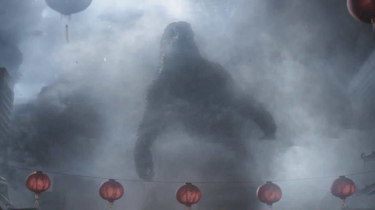 godzilla san francisco china town movie image