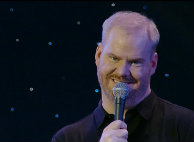 Jim Gaffigan – Mr. Universe