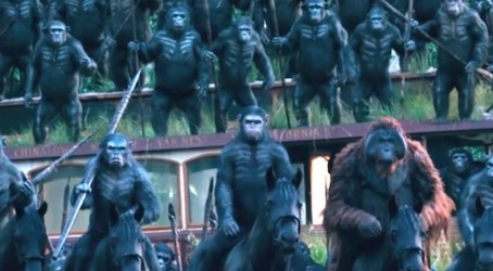 dawn of the planet of the apes screen grab new movie