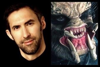 Ian Whyte as Predator 3.0