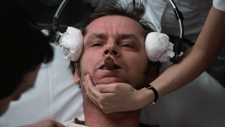 electrotherapy jack one flew over cuckoo's nest