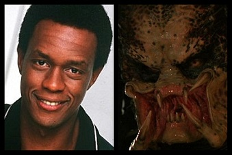 Kevin Peter Hall as the OG Predator