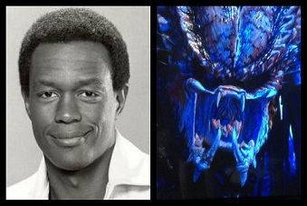 Kevin Peter Hall presents: Predator's Blue Period