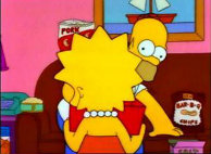 Classic Simpsons Review: Lisa The Greek