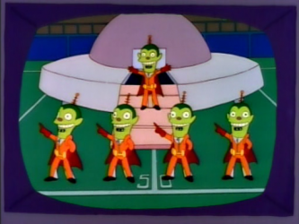 lisa the greek half time show simpsons review