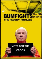 vote4thecrook louisiana congressional race crook criminal congressman felon