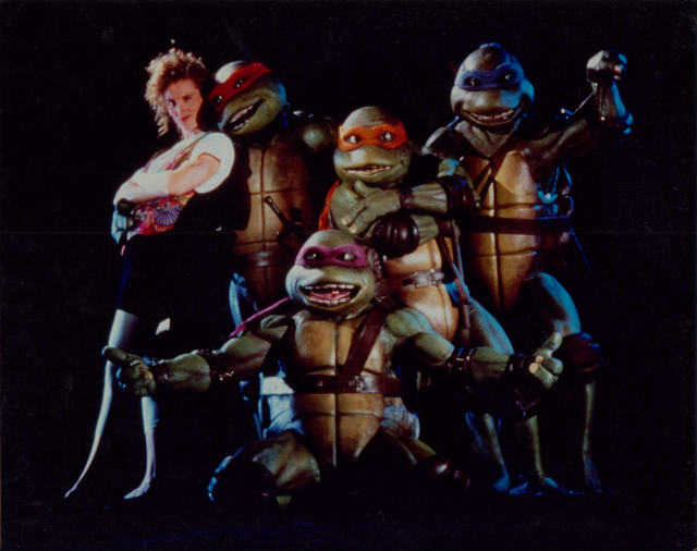 Teenage Mutant Ninja Turtles The Movie 1990  IMDb