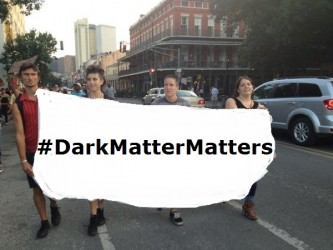 WHY DOESN'T THE MEDIA EVER TALK ABOUT DARK MATTER?