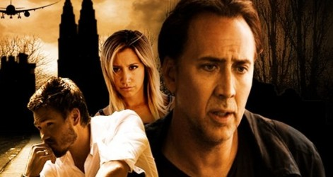 Serious Business nic cage left behind christian movie