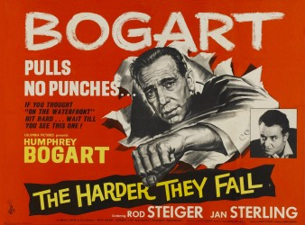 bogart the harder they fall simpsons boxing best simpsons sports episodes the homer they fall homer at the bat