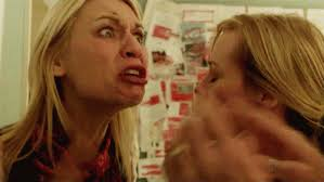 Homeland is just one long slideshow of crazy faces