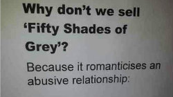 50 shades is abuse