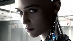ex machina movie review 2015
