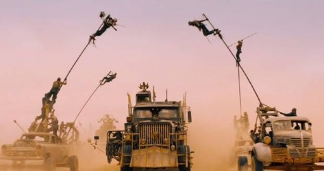 Mad Max must also battle the fiendish Cique Du Soleil!