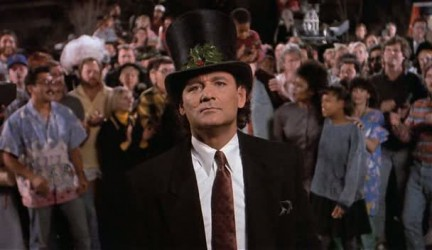scrooged top hat