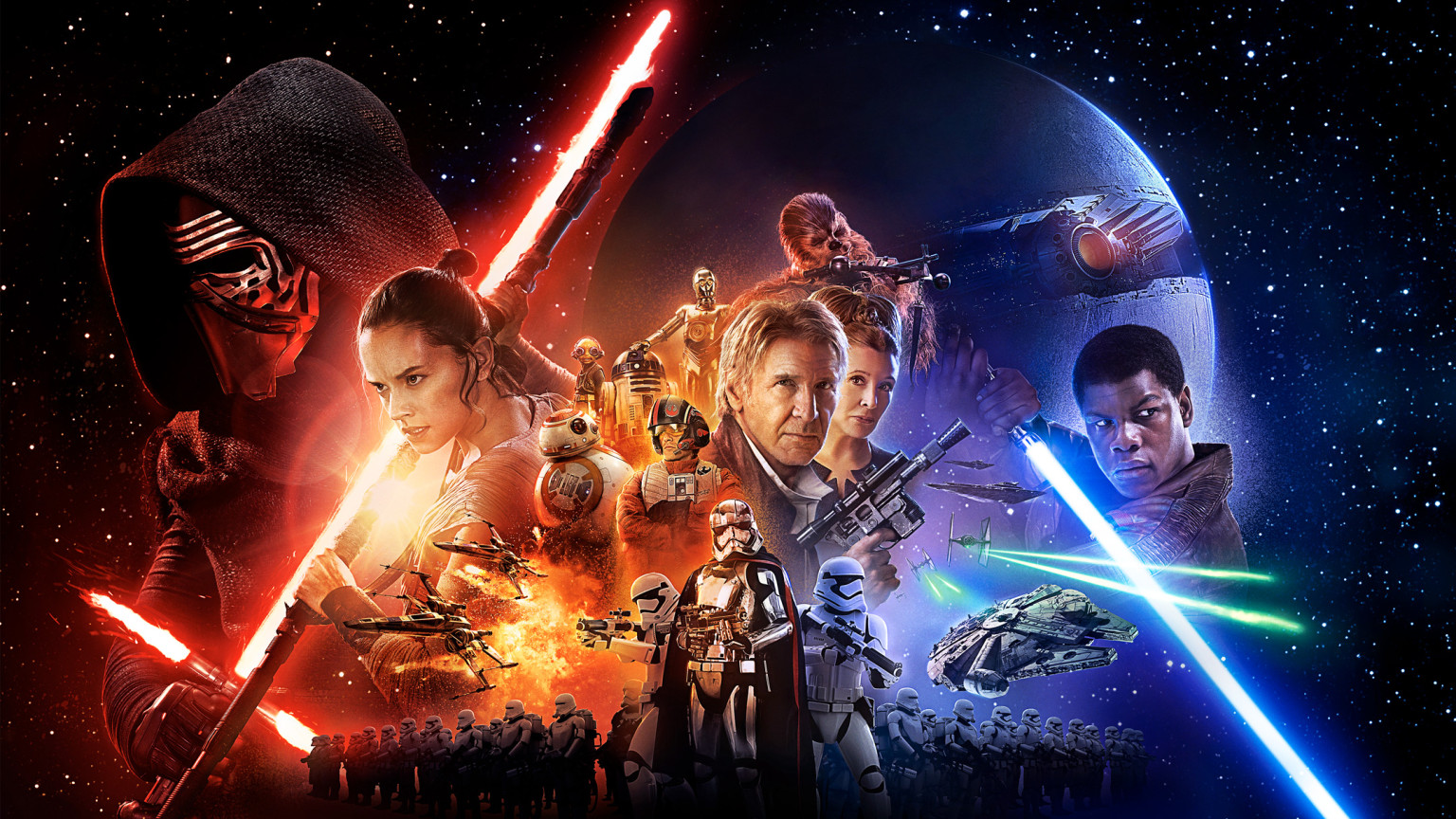 Spoiler-free Review: Star Wars: The Force Awakens