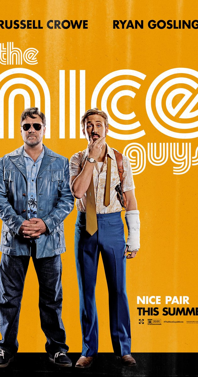The Nice Guys Ruthless Reviews