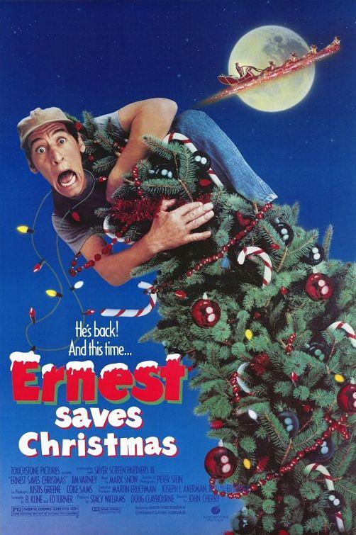 Ernest Saves Christmas...
