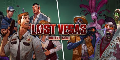 Lost Vegas – Royal Vegas new game library