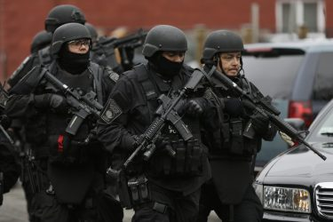 FBI Swat Team