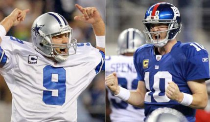 Giants v. Cowboys