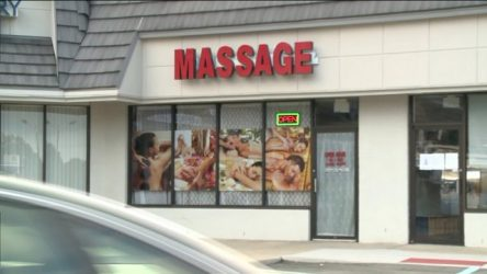 massage parlor open