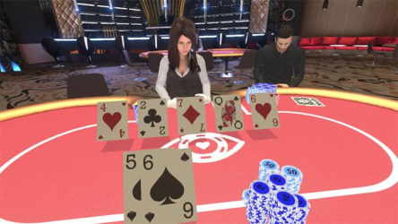 """Casino VR Poker"" Brings a VR Tabletop Poker Experience to Players"