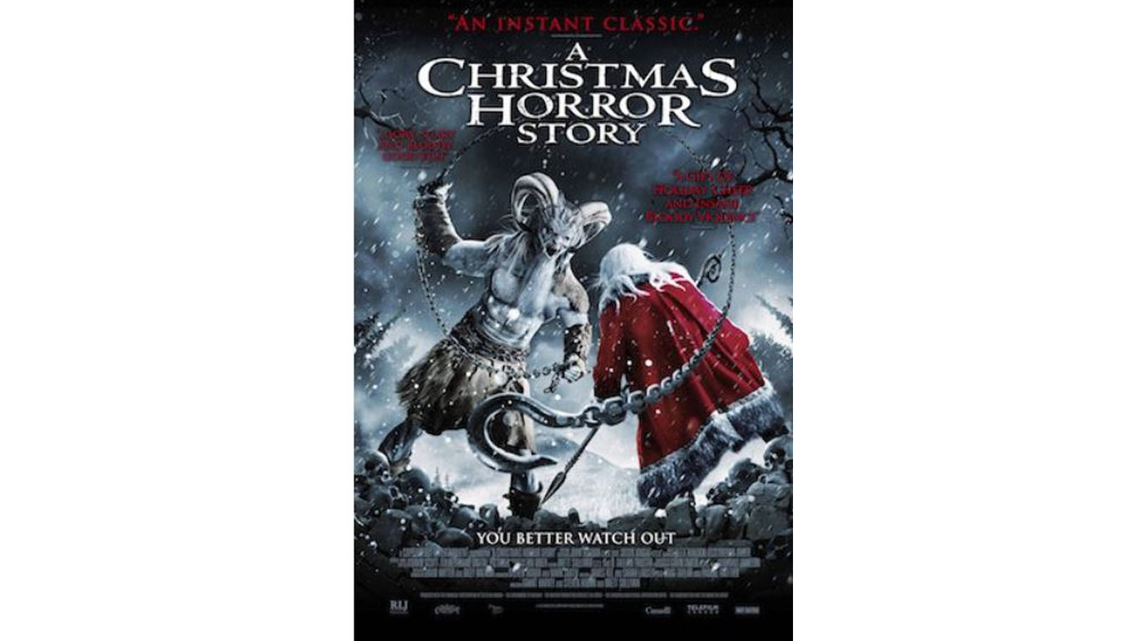 Christmas Horror Story.A Christmas Horror Story 2015 Ruthless Reviews