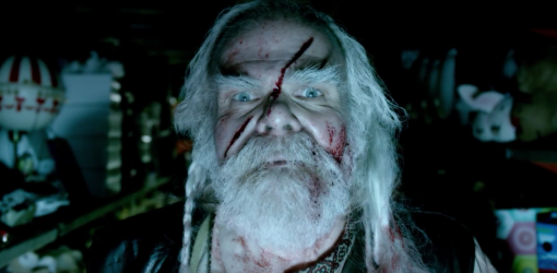 Christmas Horror Story Krampus.A Christmas Horror Story 2015 Ruthless Reviews