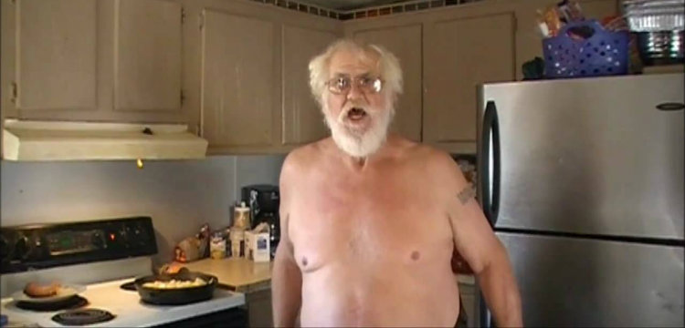 A Tribute To Angry Grandpa:  R.I.P.  (1950-2017)
