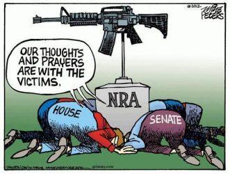 The ABC's of Gun Culture in America