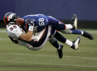 NFL Preseason:  Meaningful Carnage In Meaningless Games Edition