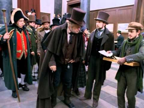 A Christmas Carol-The Musical (2004) - Ruthless Reviews