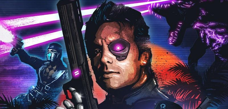 Blood Dragon: The Video Game