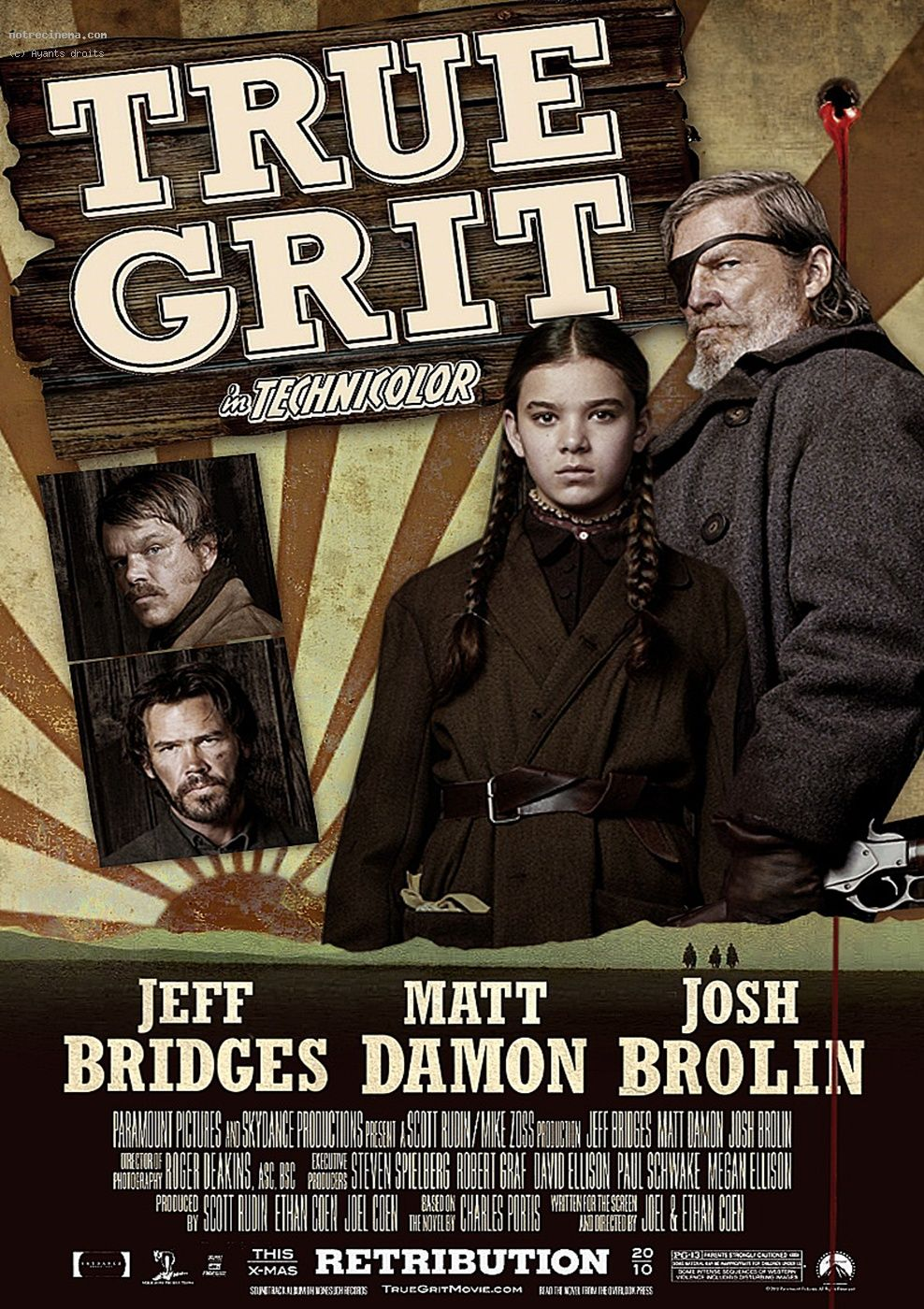 True Grit Ruthless Reviews