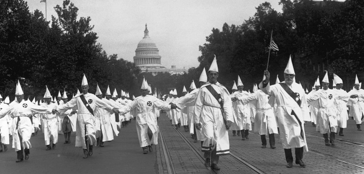 The ABC's Of The Ku Klux Klan And Their Updated Motivations