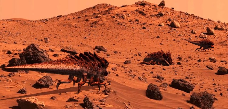 About That Life On Mars Thing