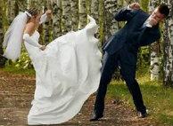 marriage war combat funny fighting