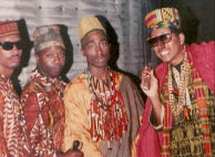 tupac and crew