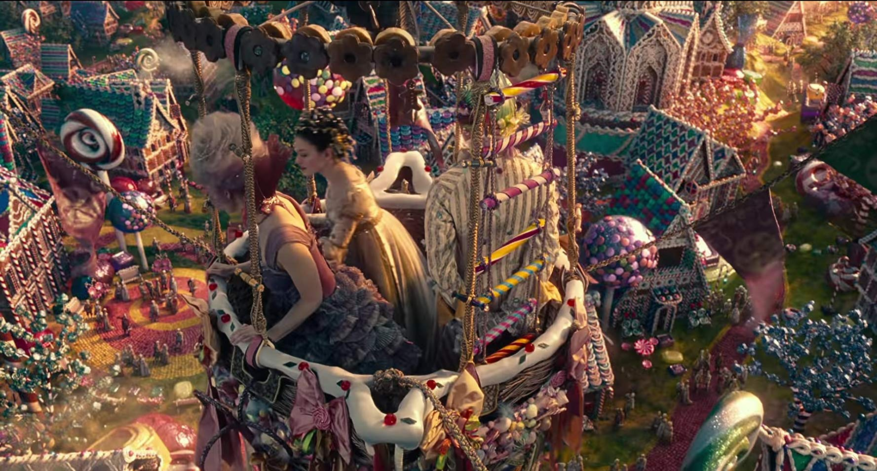 The Nutcracker And The Four Realms Ruthless Reviews