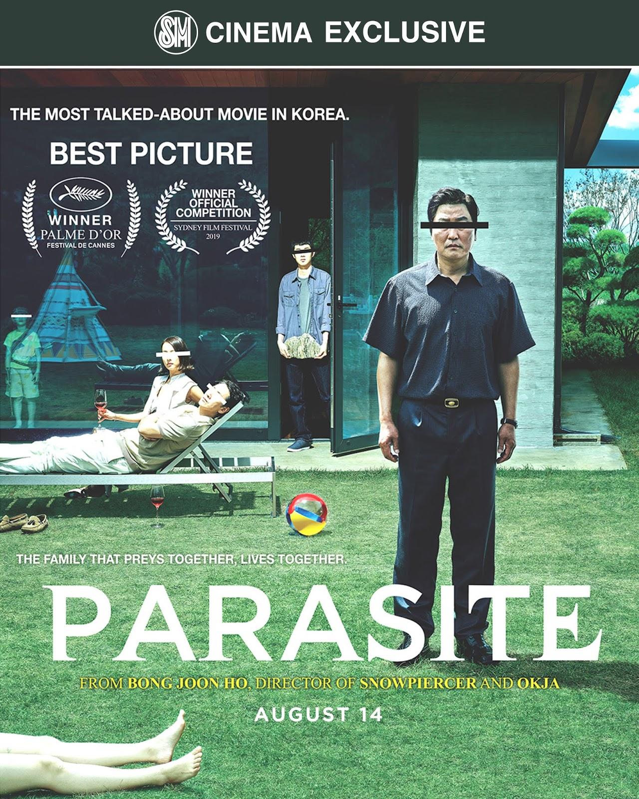 Parasite (2019) - Ruthless Reviews